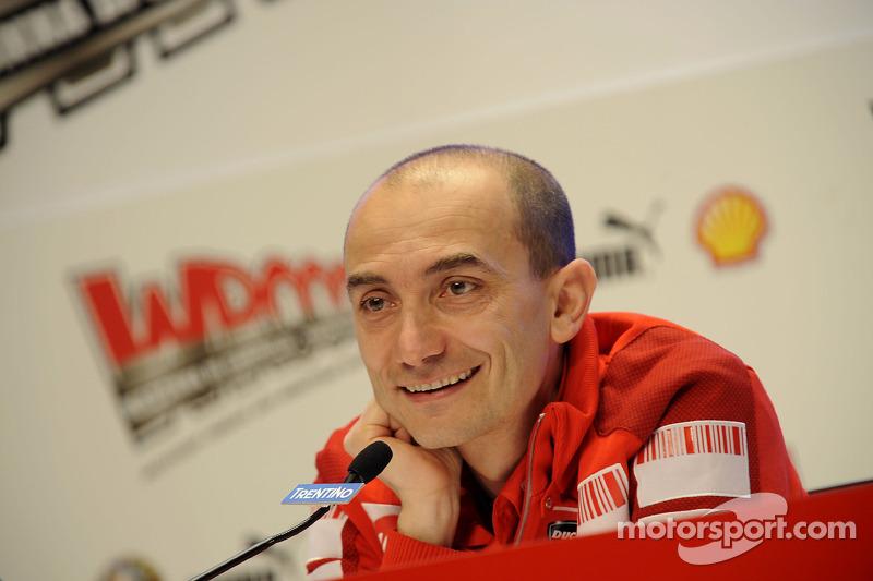 Claudio Domenicali becomes successor to Gabriele Del Torchio as Ducati CEO