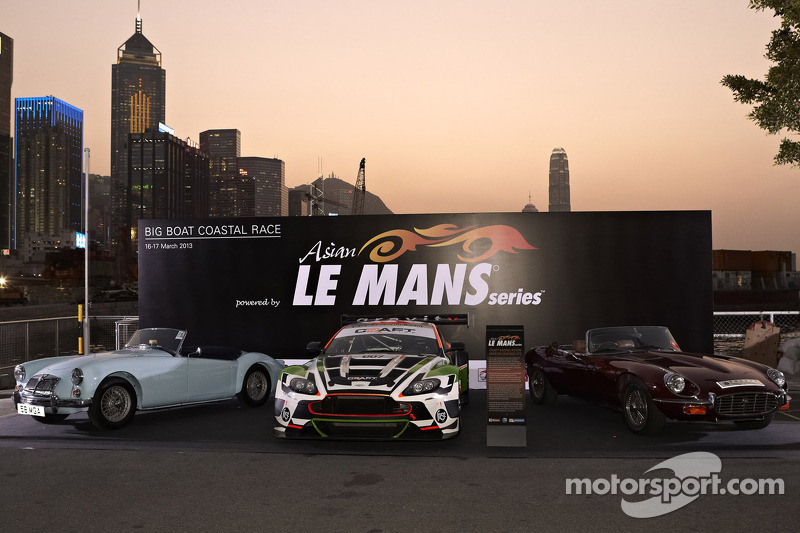 2013 Asian Le Mans Series update sporting regulations