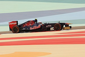 Formula 1 Qualifying report Midfield qualifying for Scuderia Toro Rosso drivers at Sakhir
