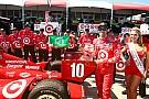 Franchitti claims pole for Honda at Long Beach