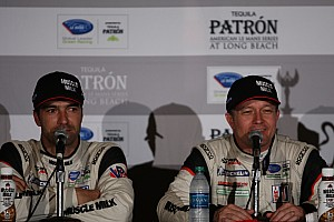 ALMS Race report Pickett Racing achieved another hat trick in Long Beach