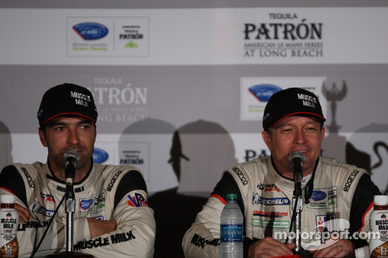Pickett Racing achieved another hat trick in Long Beach