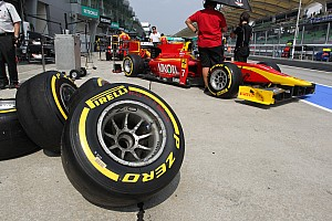 GP2 Race report Pirelli GP2 tyres perform strongly in the heat of Bahrain