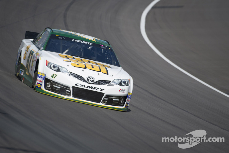 Labonte looking to capitalize this weekend