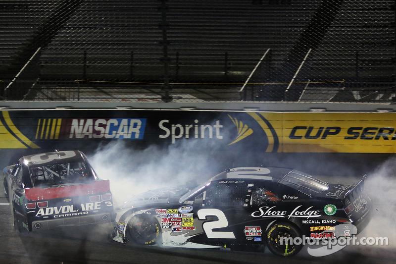 Turner Scott Motorsports, Richard Childress Racing teams penalized for Richmond incident