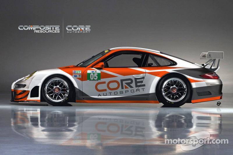 CORE Porsche to debut in Monterey - Video