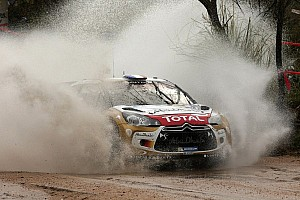 WRC Race report Loeb claims eighth Rally Argentina win