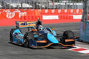 IndyCar Race report Twelfth place for Tagliani in Brazil