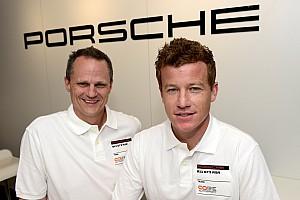 ALMS Preview CORE Porsche debut for Monterey - video