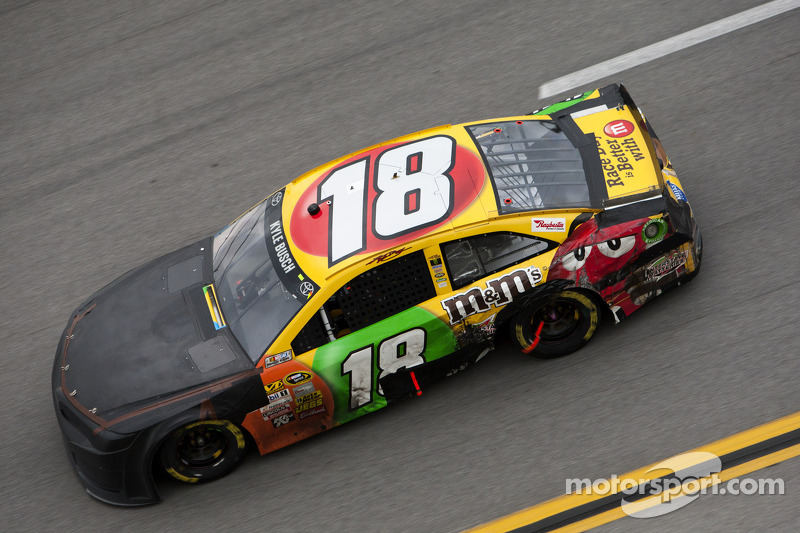 Kyle Busch looking to 'double up' at Darlington