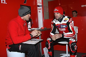 World Superbike Breaking news Checa's shoulder injury forces him to forfeit the Monza weekend
