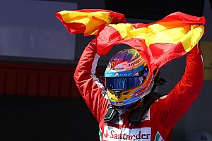 Formula 1 Race report Alonso happy in Spain but Pirelli to change tack