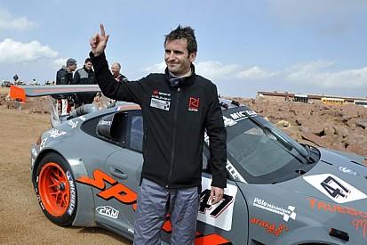 Romain Dumas returning to Pikes Peak