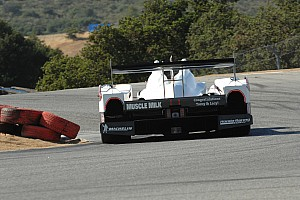 ALMS Race report Michelin teams conquer the Corkscrew