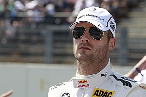 DTM Interview BMW drivers post-qualifying comments at Brands Hatch