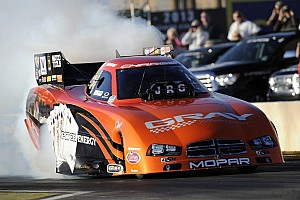NHRA Race report Gray, Langdon and Coughlin score victories at Kansas Nationals in Topeka