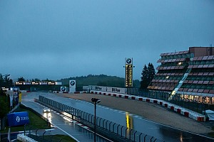 Endurance Race report Aston Martin leads Nürburgring 24 Hours with red flag due to weather