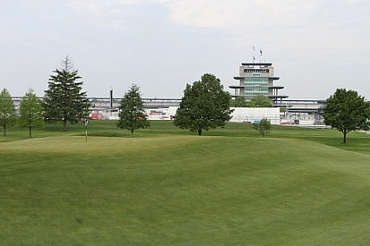 At the Brickyard Crossing Golf Course Par is Over 220