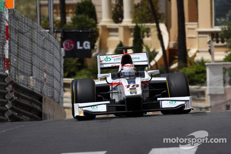 Coletti reigns in Monaco Sprint Race