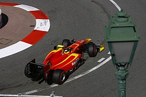 FIA F2 Race report No points today for Racing Engineering in the Monaco Sprint Race