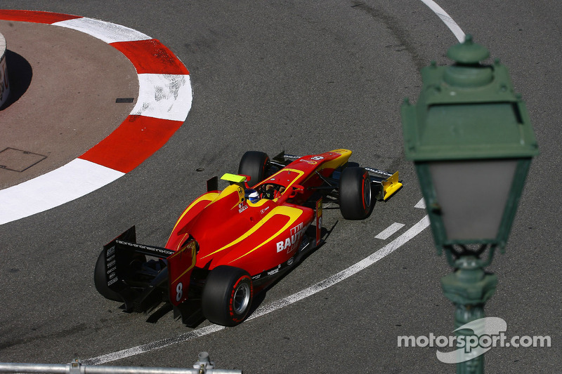 No points today for Racing Engineering in the Monaco Sprint Race