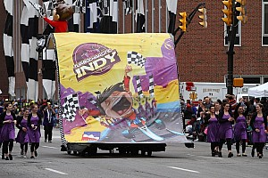 IndyCar Commentary Everyone loves a parade