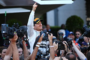 Formula 1 Race report Second career victory for Mercedes' Rosberg in the streets of Monte Carlo