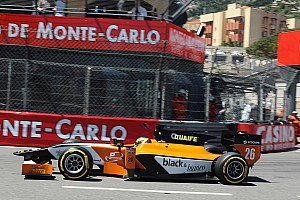 FIA F2 Race report MP Motorsport almost hits jackpot: First podium in Monaco