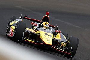 IndyCar Race report Servia finishes 11th in record-breaking Indianapolis 500