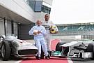 Sir Stirling Moss backs 'fellow Mercedes driver' Lewis Hamilton ahead of the British Grand Prix