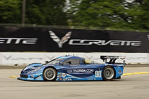 Grand-Am Qualifying report Taylor takes Spirit of Daytona Racing to fifth on Detroit 200 grid