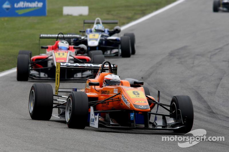 Mücke driver Felix Rosenqvist dominates at Red Bull Ring