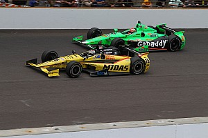 IndyCar Breaking news INDYCAR updates Indianapolis 500 penalties issued to Rahal Letterman Lanigan
