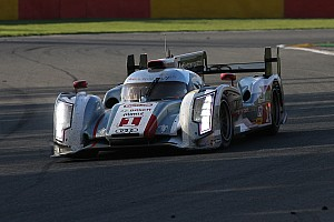 Le Mans Breaking news Audi at Le Mans: active safety in focus