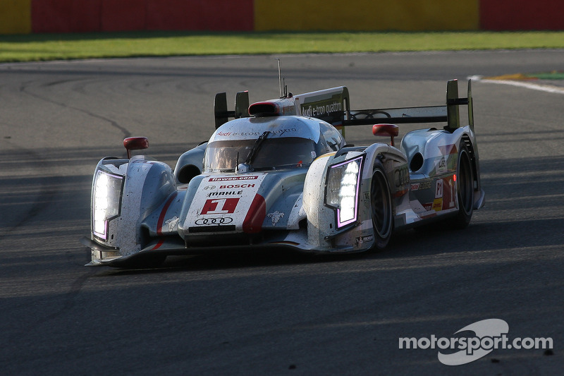 Audi at Le Mans: active safety in focus