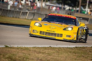 Le Mans Preview Target Le Mans: Corvette Racing ready for test day