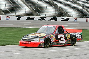 NASCAR Truck Race report Runner-up finish for RCR's Dillon in the Lone Star State