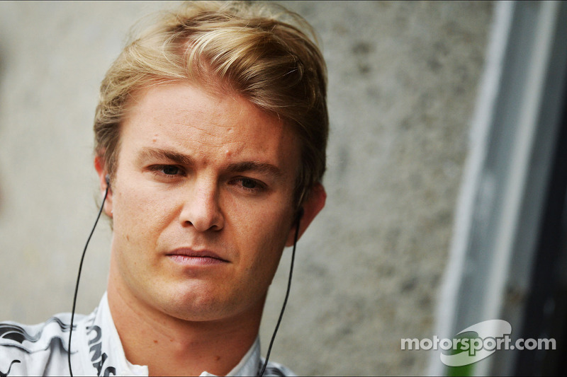 'Test-gate' scandal darkens Rosberg's career high