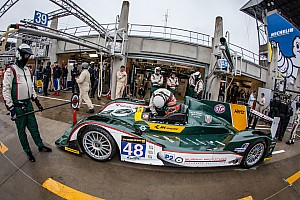 Le Mans Testing report Four ORECA chassis in the top five