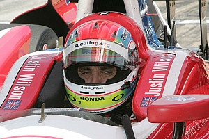 IndyCar Preview Justin Wilson returns to Milwaukee
