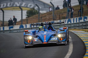 Le Mans Preview Alpine A450 and Panciatici in the starting blocks!