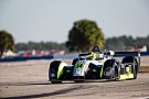 Rayhall takes checkered on after rough start in Mid-Ohio Race 2