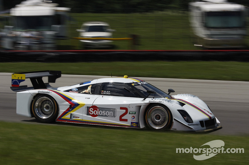 Back to back podiums bring championship title closer for Starworks at Mid-Ohio
