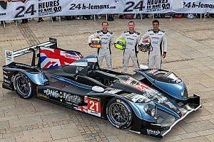 Le Mans Preview HPD ready for Le Mans 24 Hours
