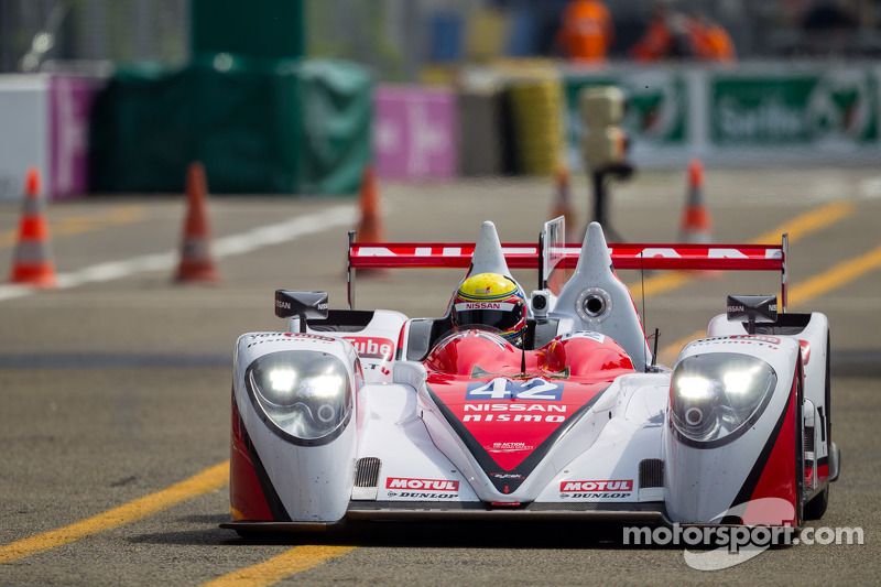 Nissan power dominates LM P2 grid for 2013 Le Mans 24 Hours