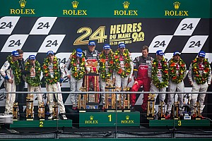 Le Mans Breaking news 2013 Le Mans 24 Hours - a year of record audiences!