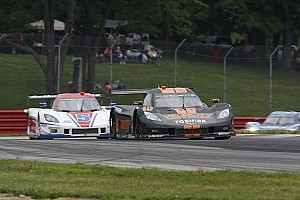 Grand-Am Race report A satisfying but disappointing 10th-place finish at The Glen for Angeli and Taylor