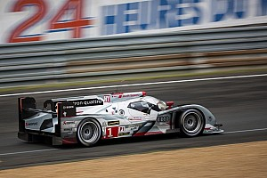 Le Mans Special feature Tréluyer: To finish is a victory in itself