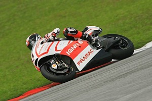 MotoGP Breaking news Spies remains out of action, De Angelis named for Laguna Seca