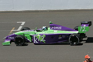 Indy Lights Preview Veach looks to rebound in inaugural visit to Pocono
